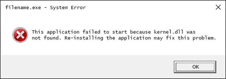 Have a Kernel.dll Error? Here's How to Fix It
