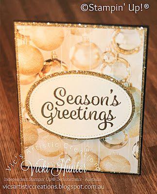 Clever Cookie-Vicki Hunter-Independent Stampin\u0027 Up Demonstrator