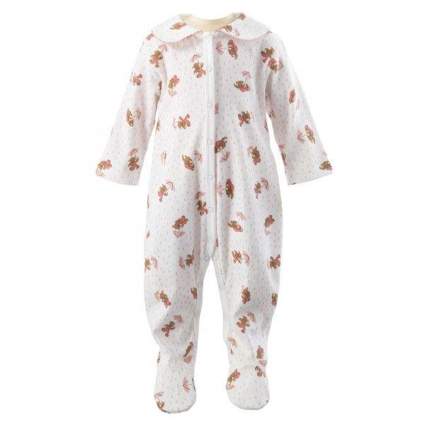 ملابس الأطفال هذه كاملة المواصفات فهي ملابس النوم الأمثل لطفلك مصنوعة من القطن العالي الجودة المريح جدا يأتي مع قبة بيتر Baby Wearing How To Wear Pink Teddy