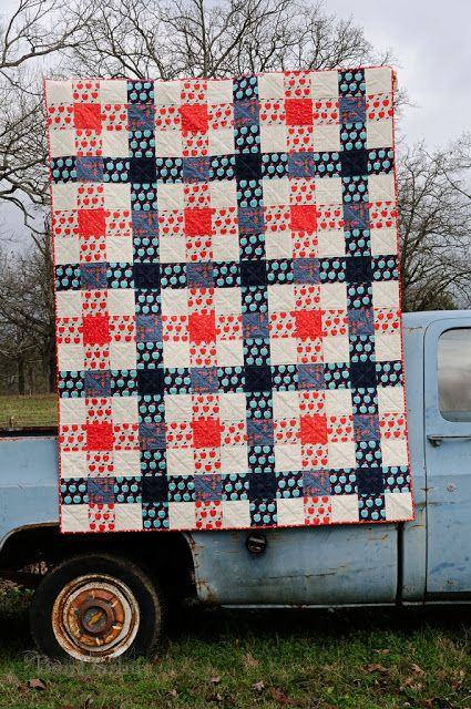 Huntspatch Quilts Tutorial