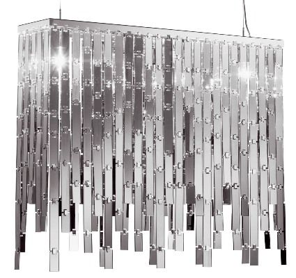 Awesome modern chandelier