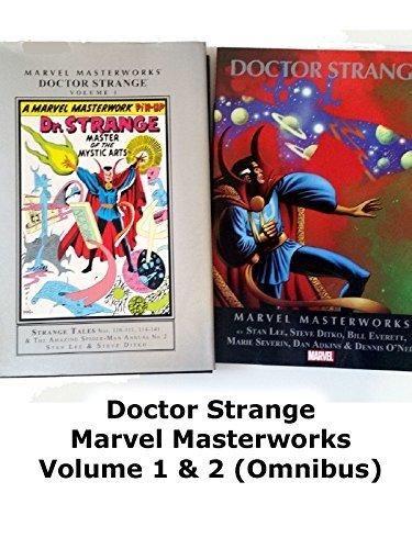 Review: Doctor Strange Marvel Masterworks Volume 1 & 2 (Omnibus)