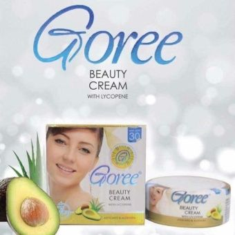 GOREE BEAUTY CREAM - ₱ 328.50  Perfect for uneven skin tone, dark spots, dark underarms, elbows, knees, bikini area, pimples, pimple marks, pekas etc.  Benefits of using Goree on your FACE/skin: -Doesn't dry or peel your skin -Gives you a baby soft skin. -Gives you a radiant and supple skin -Gives you pinkish glow -Lessen the dark spots/pimple marks in your face -It helps to even your skin tone -with SPF 30  Buy it here ->https://goo.gl/ocF4Qq