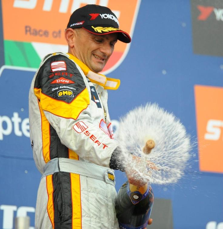 Gabriele Tarquini. WTCC Imola 2009