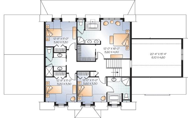 17 best images about floor plan ideas on pinterest house for Income property floor plans