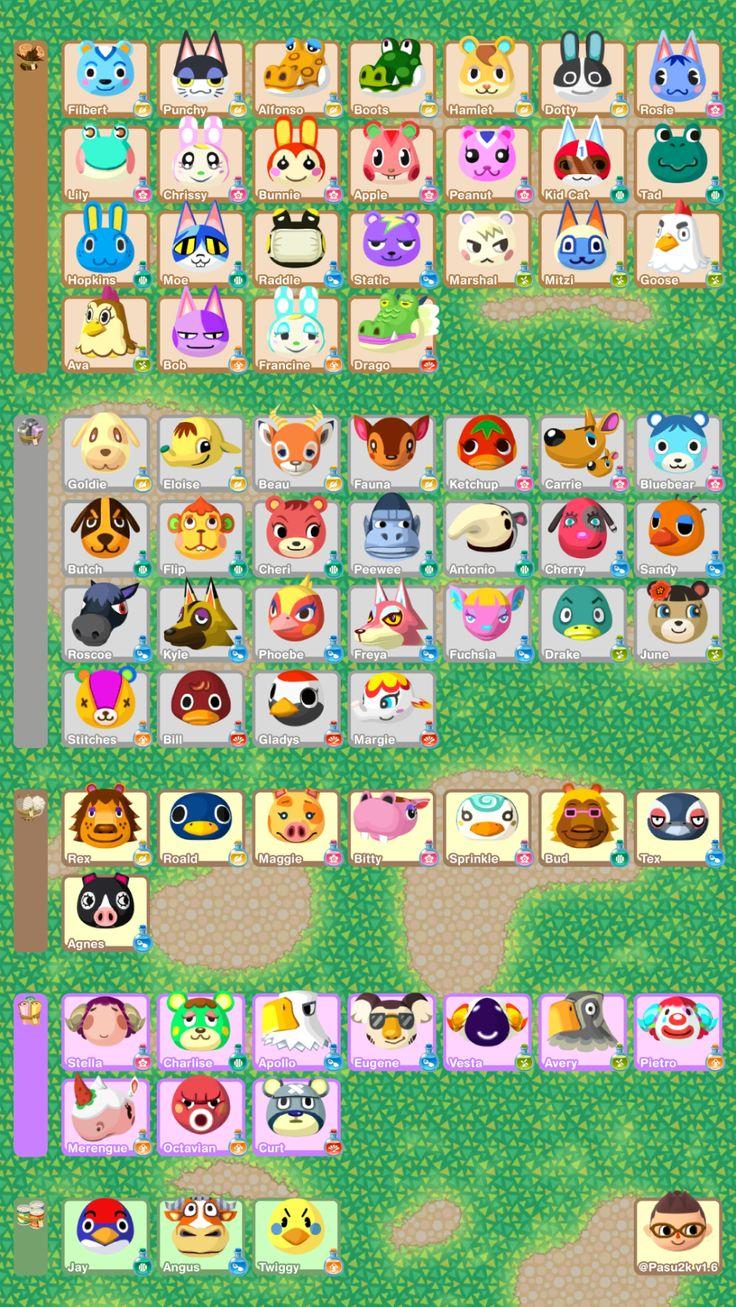 15++ Animal crossing tier list maker images