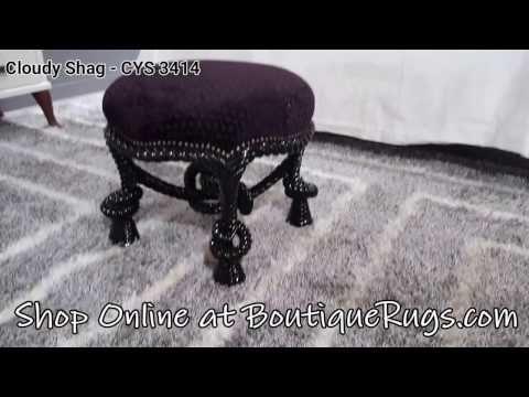 Cloudy Shag CYS-3414 - Boutique Rugs - Surya, Karastan, Jaipur,Kas,Oriental Weavers,Nourison Rug Sale - Free shipping