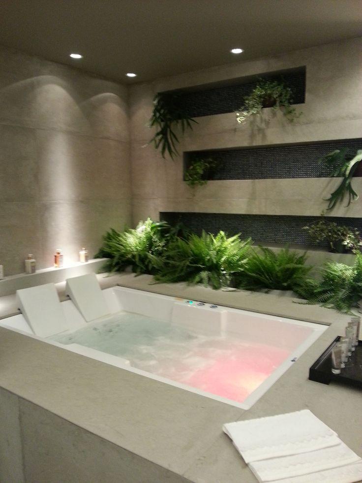 Banheiro casa cor Brasilia 2013