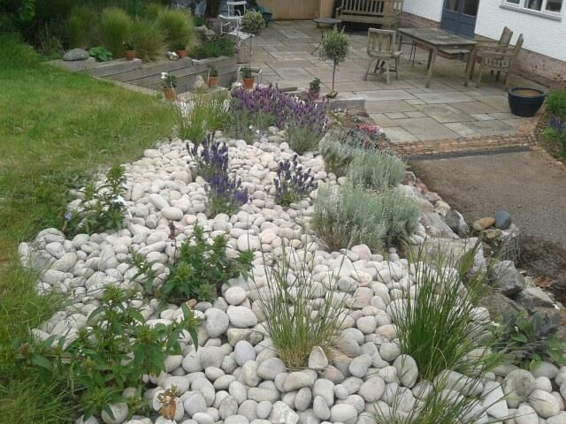 1000 images about scottish pebbles in gardens on for Garden design ideas scotland
