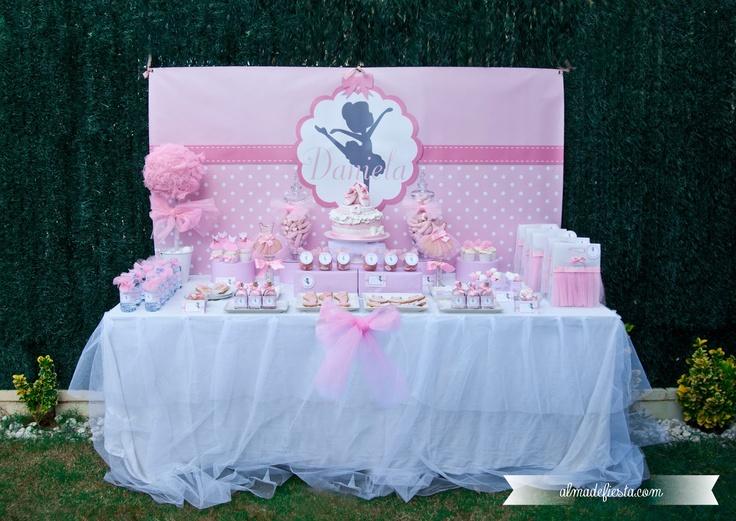 Alma de fiesta Un candy para una pequeña bailarina  ~ 194245_Birthday Party Ideas Galway