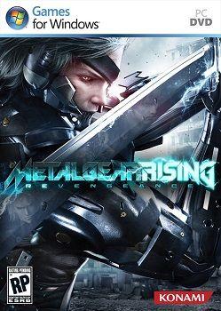 Metal Gear Rising Revengeance RELOADED