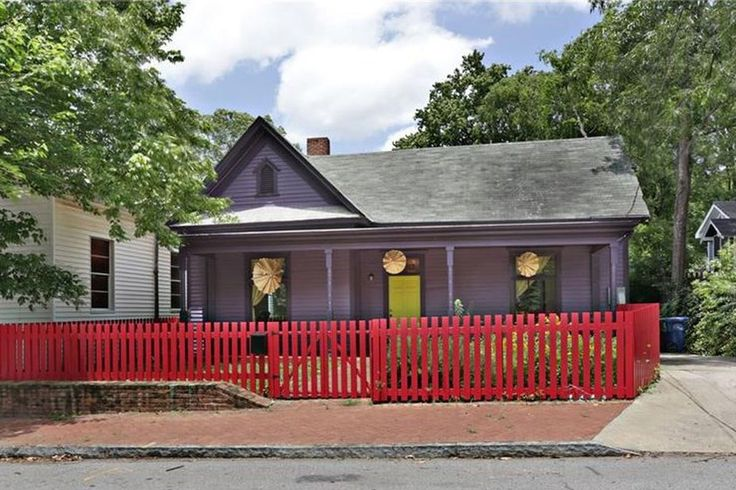 Eccentric Cabbagetown abode takes openness to the max for $450K - Curbed Atlanta