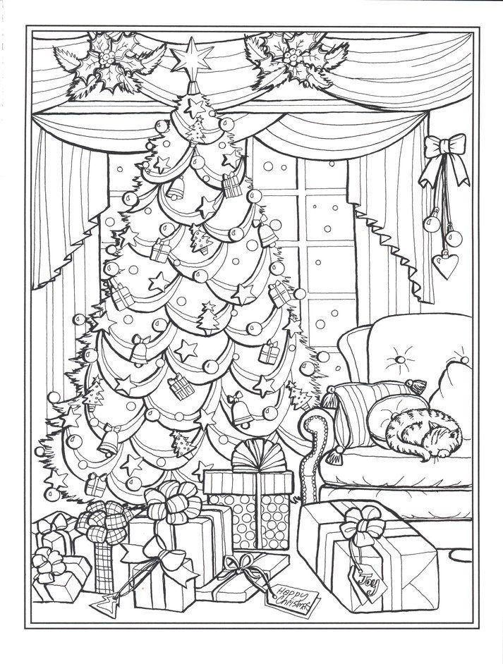 Country Christmas Coloring Book Teresa Goodridge 9780486832524 Christ Christmas Coloring Books Printable Christmas Coloring Pages Christmas Coloring Sheets