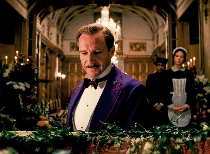 best grand budapest hotel images grand budapest  still of ralph fiennes in the grand budapest hotel 2014