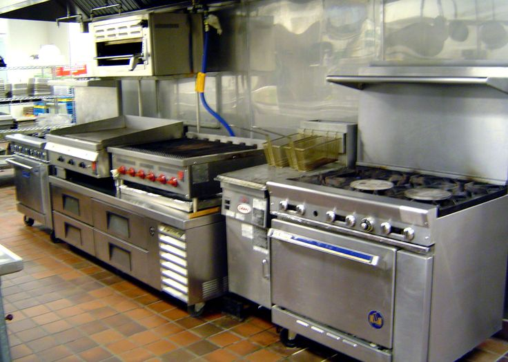 Restaurant Kitchen Gas Stove best 20+ restaurant kitchen equipment ideas on pinterest
