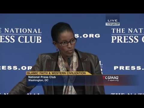 Ayaan Hirsi Ali - Heretic: Why Islam Needs a Reformation Now - YouTube
