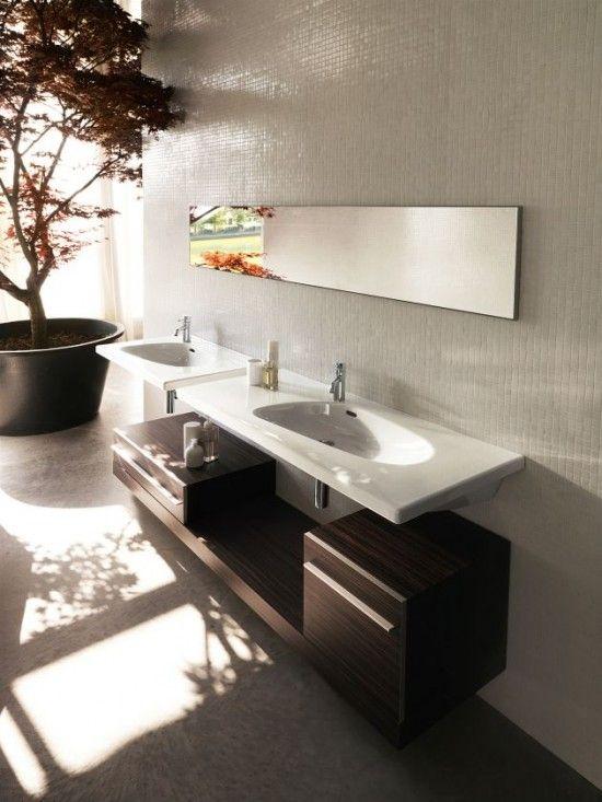 Laufen Contemporary Bathroom Vanity