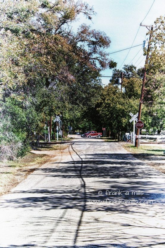 Emmanuel Street, Old Town Round Rock, TX