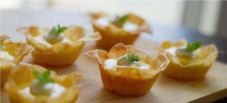 Food dreamers: Lemon Curd cups