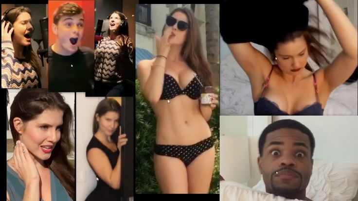 TRY NOT TO LAUGH CHALLENGE - Watching Funny AMANDA CERNY Vines & INSTAGR...