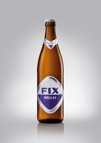 FIX is a #Greek lager beer. The brewery was founded in 1864 by Karolos Ioannou Fix in #Athens, #Greece. In 1995, the FIX trademarks changed hands and the beer was reintroduced as @Fix Hellas. Now FIX is considered one of the best Greek beers.