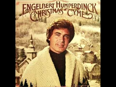 Engelbert Humperdinck - The Christmas Song (+playlist)....lovin' the sweater he is wearing on cover! I find it so hard to watch people get older. He was such a nice looking man. Not that he isn't still handsome, it's just hard to physically age.