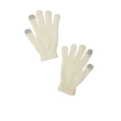 Chenille Texting Gloves