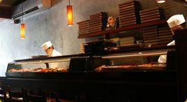 Ebi Onigara- Broiled whole gulf prawns with Tamari Butter  A+  Blue Ribbon Sushi Restaurants
