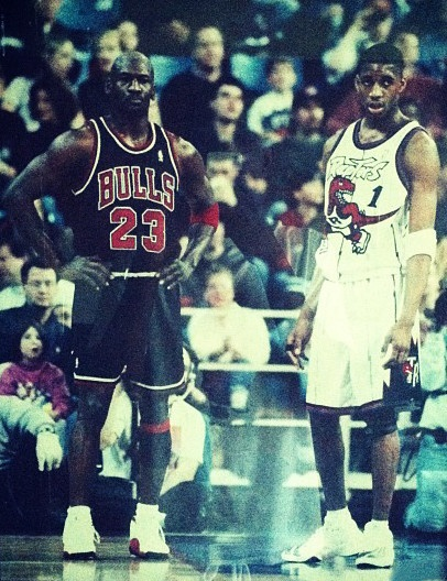 some unbelieveable photoes of Tmac