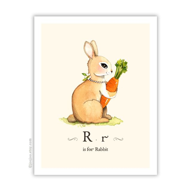 R Is For Rabbit R is for Rabbit | Kids...