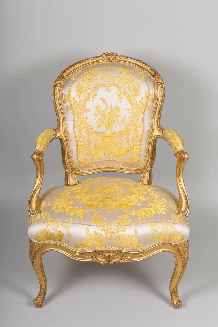 Modern victorian furniture - Exceptional Pair Of Gilded Wood Armchairs By Jean Baptiste Tilliard Funky Chairsmodern Armchairarmchairsvictorian