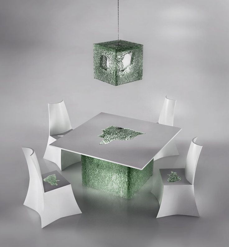 Table In Modern Restaurant Interior With Demolition Theme Pictures