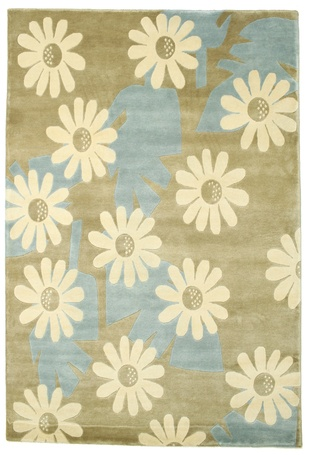 Daisy / Prästkrage carpet MXT7. $711