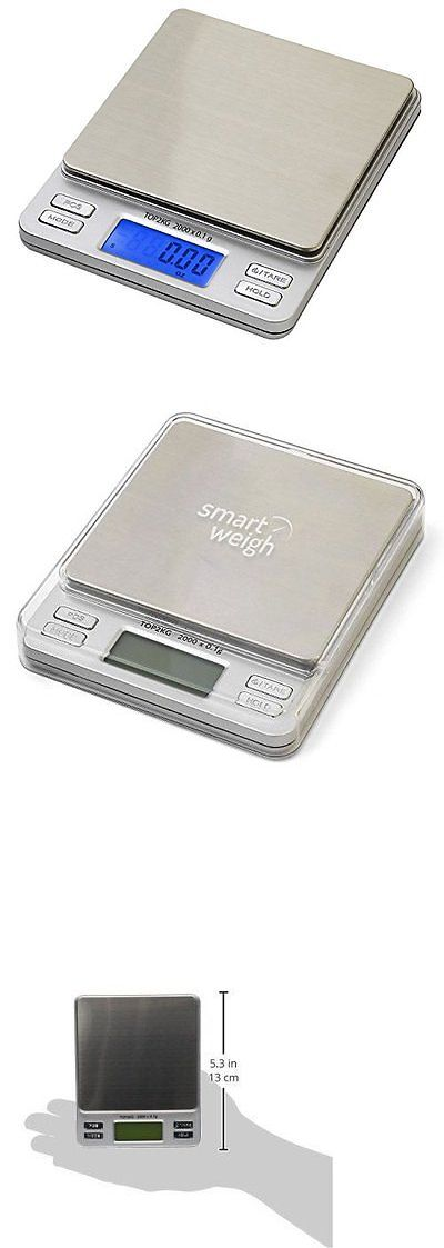 Pocket Digital Scales: Scale Digital Pro Pocket Blue Light Lcd Display Silver Jewelry Kitchen Test Gift -> BUY IT NOW ONLY: $123.3 on eBay!
