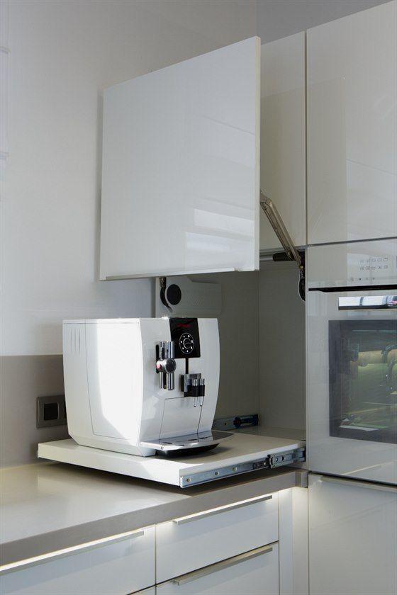 28 Amazing Ergonomic Kitchens Design Ideas