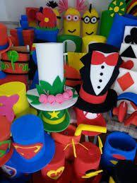 Resultado de imagen de sombreros locos