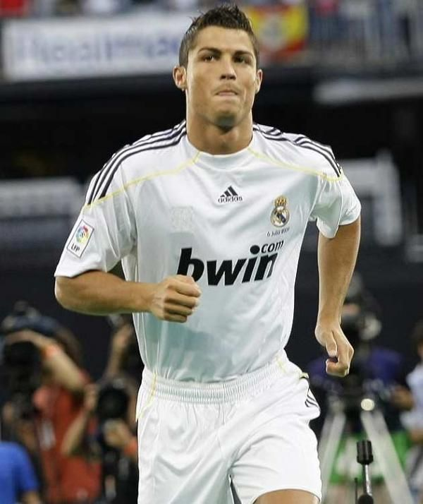 christiano ronaldo real madrid