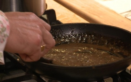 Au Poivre Sauce in 10 mins by Ed Baines