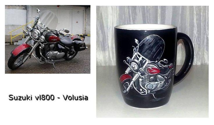 suzuki V800 artist: Edyta Muszelik