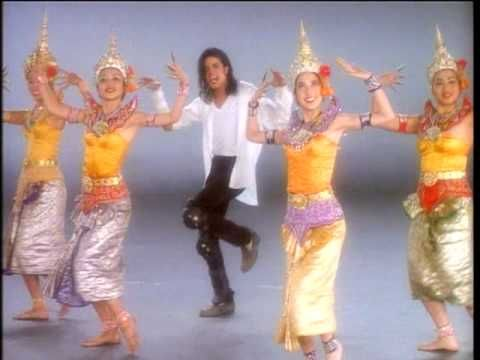 Black Or White - Awesome music, lyrics and video. MJ was truly an innovator before his time.