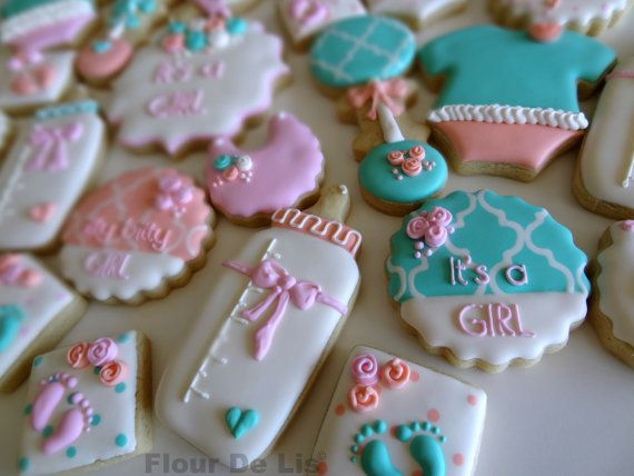 baby cookies on pinterest baby girl cookies baby shower cookies and