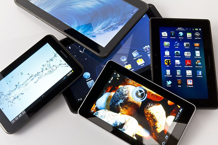 Tablets on the market 1 How to Get the Best Price When Buying Electronics