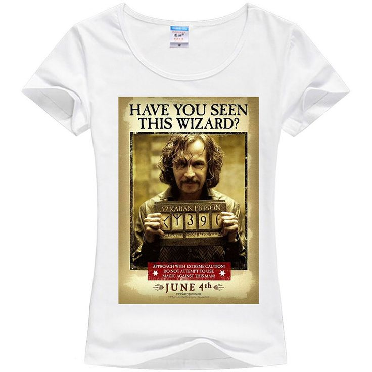 Harry Potter Print T-shirt  //Price: $16.49 & FREE Shipping //     #hermionegranger #dumbledore #malfoy #jamespotter #voldemort