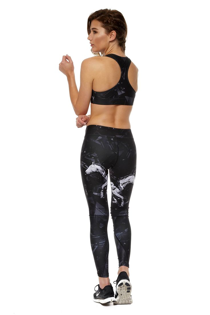 We Are Handsome - The white Knight Active Legging