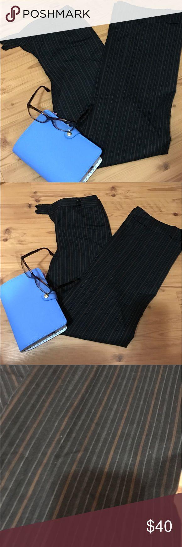 Black dress pants size 00 on girls