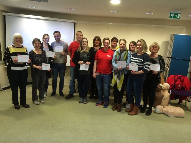 Big well done to all 11 for completing the Heartstart Thatcham course today at the Thatcham Town Council offices. More potential life savers and more coming when we visit Newbury next week!