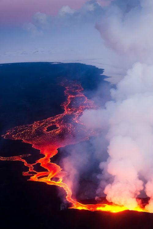 "expressions-of-nature: "" Lava River : Konrad Kulis """