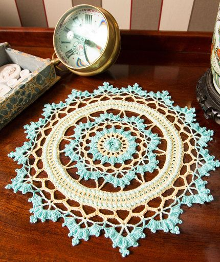 letsjustgethooking :  Coventry doily free crochet pattern  DISCLAIMER  ...