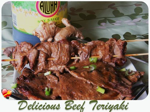 Get this delicious Hawaiian Teriyaki Beef recipe. See more local style recipes here.
