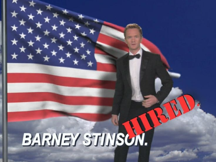 Source:   Barney Stinson Video Resume